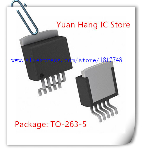 NEW 10PCS LOT TLE4252G TLE4252 4TO 263 5 IC