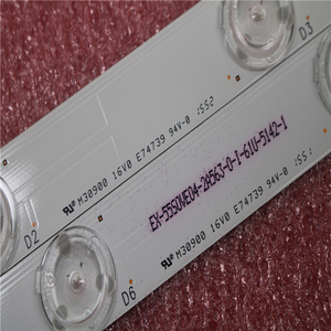 Image 5 - New Kit 16 PCS 7LED LED backlight strip for Panasonic TV TX 55AX630B TX 55AX630E TX 55DX600B TB5509M 550TV01 550TV02 V4