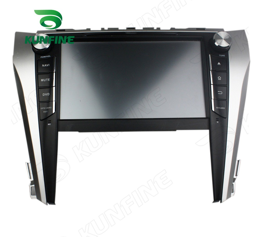 Car dvd GPS Navigation player for TOYOTA CAMRY  2015 A