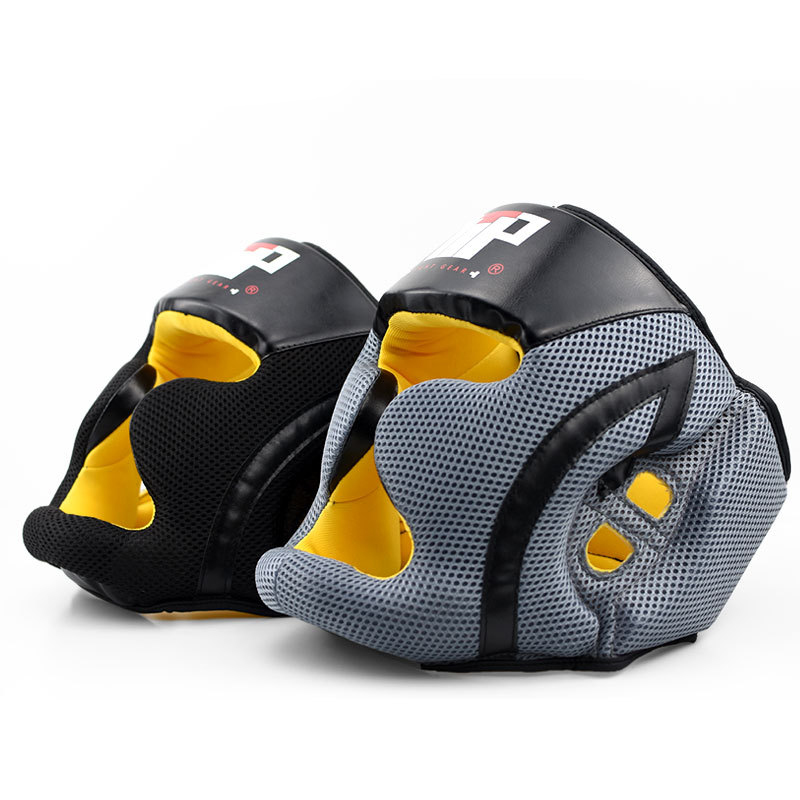 Helmet Boxing-Head-Protector Sanda Guard Kick-Boxing Training Mesh Top-Quality