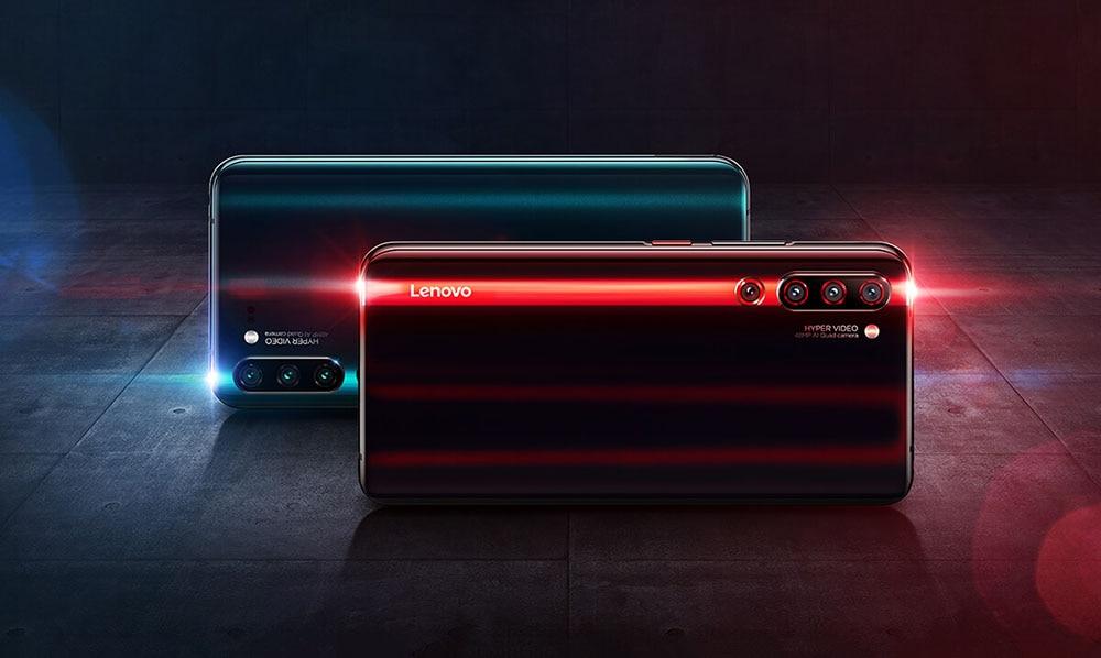 Original Lenovo Z6 Pro Snapdragon 855 Octa Core 6.39 1080P Display Smartphone Rear 48MP Quad Camera (2)