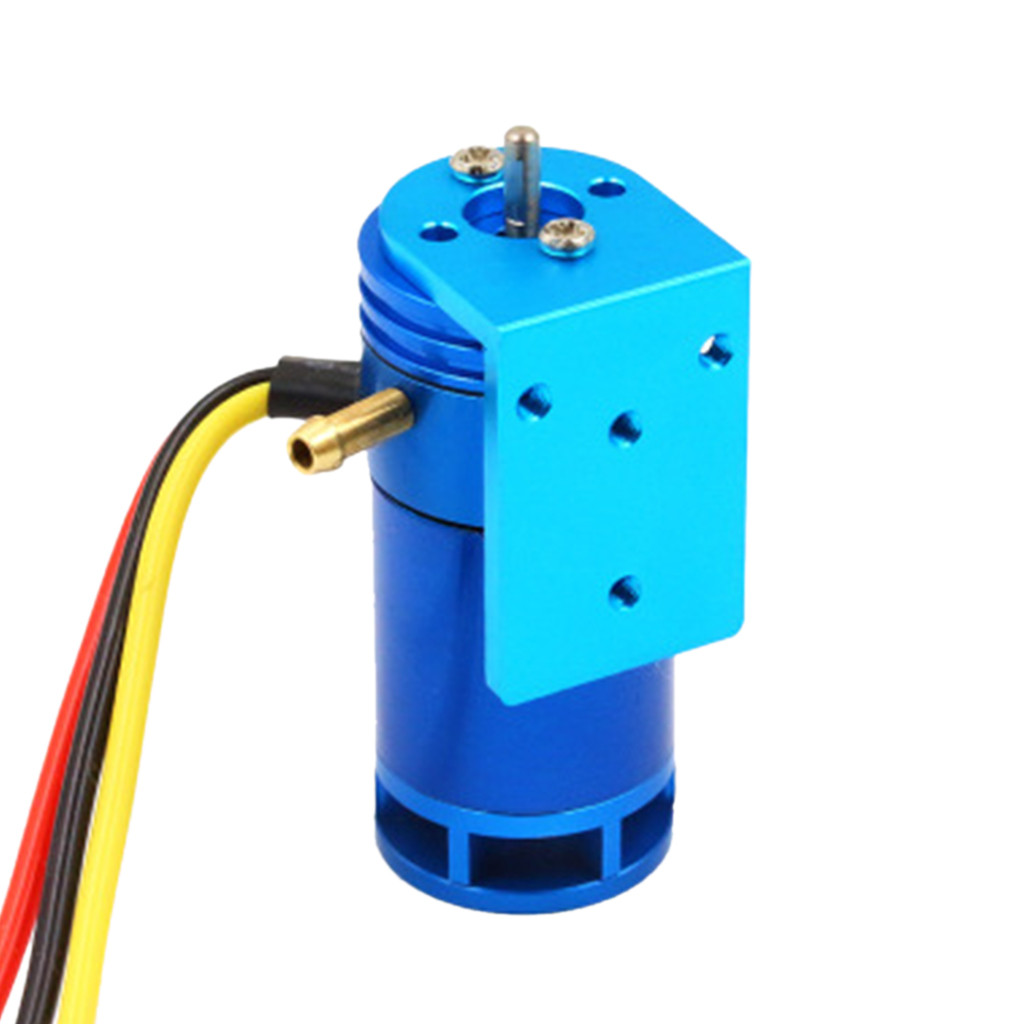 Image 4 - 2 4S 2862 2800KV Water Cooled Brushless Outrunner Motor+50A ESC For RC Boat practical and convenient Remote control toy parts-in Parts & Accessories from Toys & Hobbies