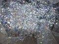 2 мм Серебро и Золото Голографическая блеск для DIY Craft, гвоздь, Телефон Случае...