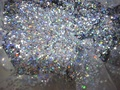 2mm Silver and Gold Holographic glitter for DIY Craft ,Nail,Phone Case ...