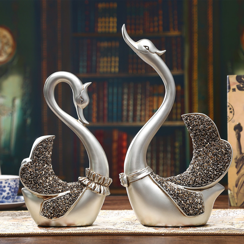 Image result for swan statue