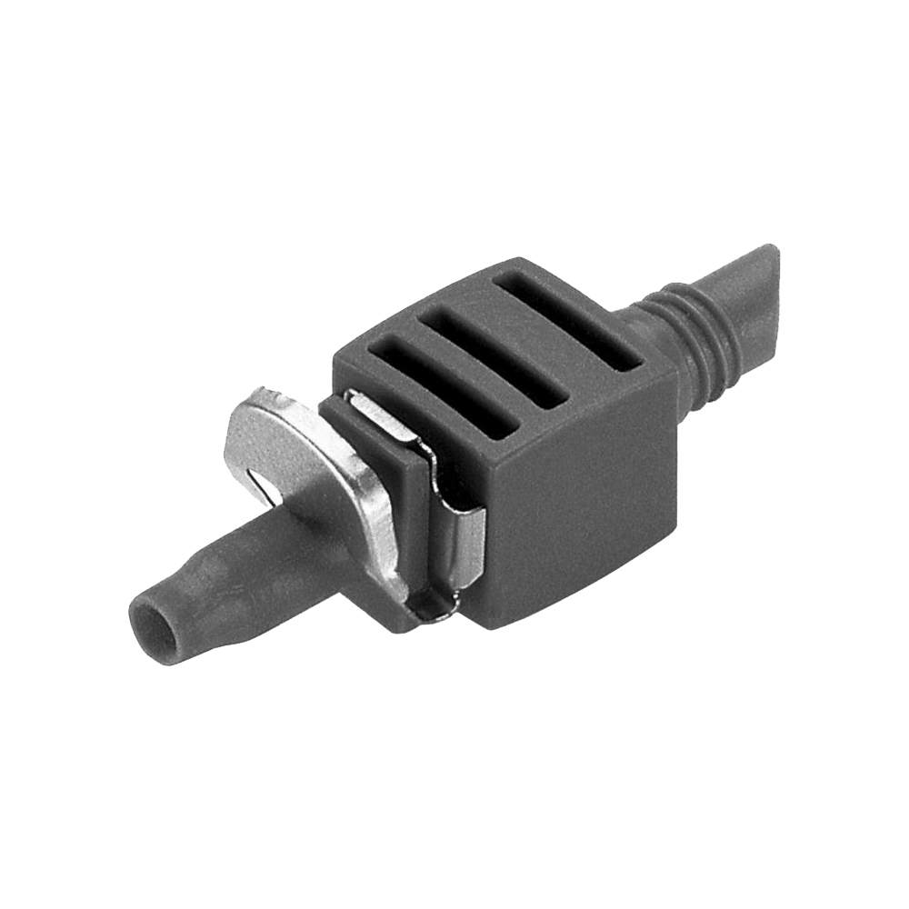 Connector GARDENA 4.6 mm (3/16 ) Home & Garden Garden Supplies Watering & Irrigation Garden Water Connectors