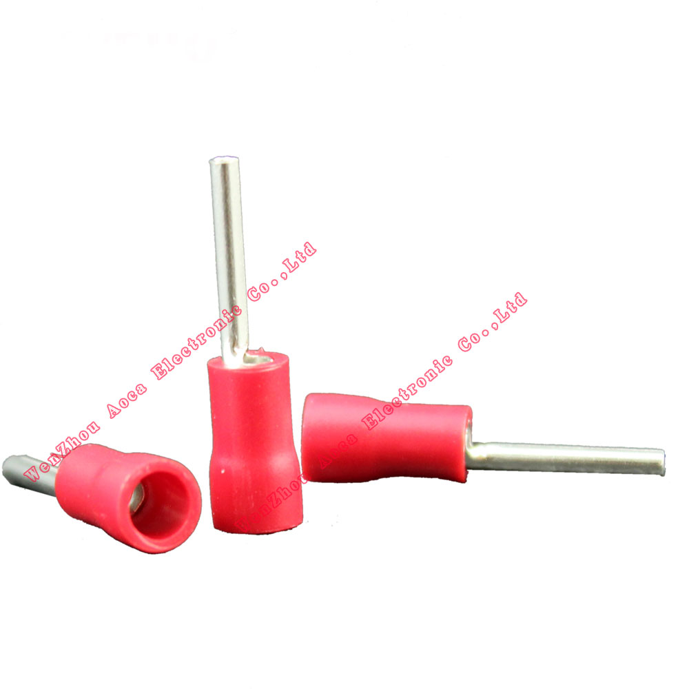 1000pcs 22 16awg insulated pin terminals electrical splice. Black Bedroom Furniture Sets. Home Design Ideas