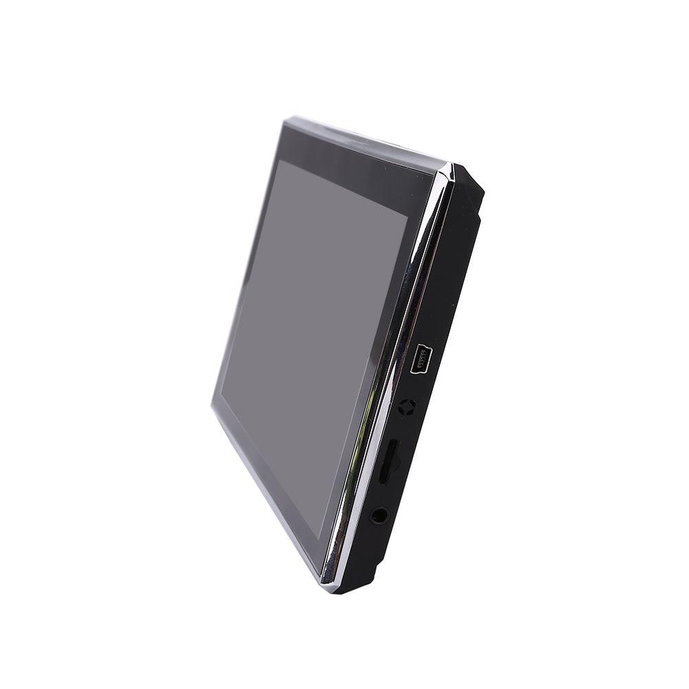 Vehemo Car 7 HD LCD Touch Screen Free EU Map Navigator NAV FM MP3 Video Play Portable