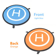 Waterproof Sun-Protective Foldable Landing Pad for Drone