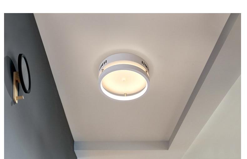 Plafoniere Per Balconi Esterni : Acquista luci a led montaggio plafoniere esterni corrimano lampada