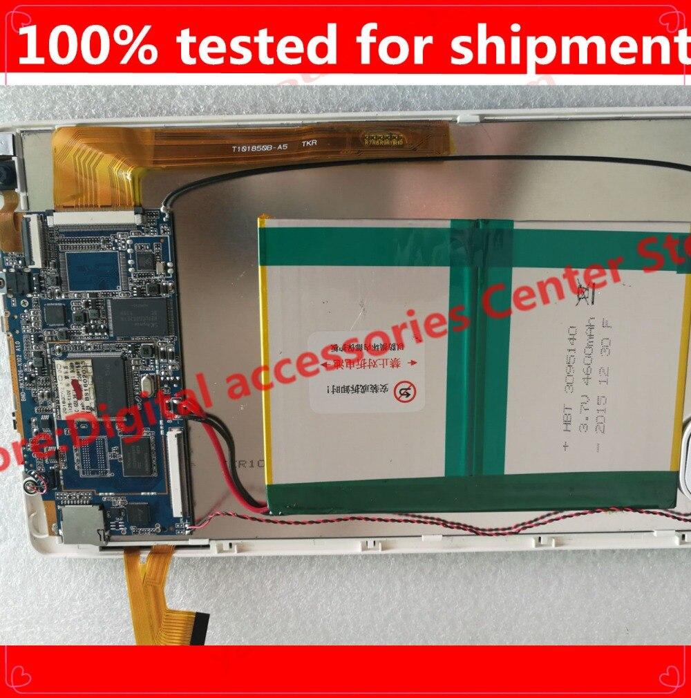 High Quality 10.1inch C101H50-Z1-V2 TFT T101850B-A5 TKR New And Original LCD Screen Display Free Shipping