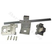 A Funssor Reprap Prusa i3 all metal X carriage +X end idler +X end motor for DIY 3D printer (no motor) Fast ship