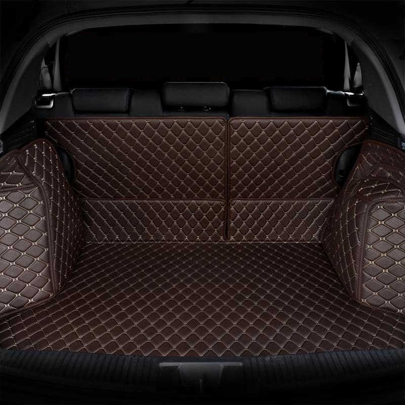 Kalaisike Custom kofferbak matten voor Cadillac alle modellen ATSL XTS SRX XT5 CT6 auto-accessoires auto styling