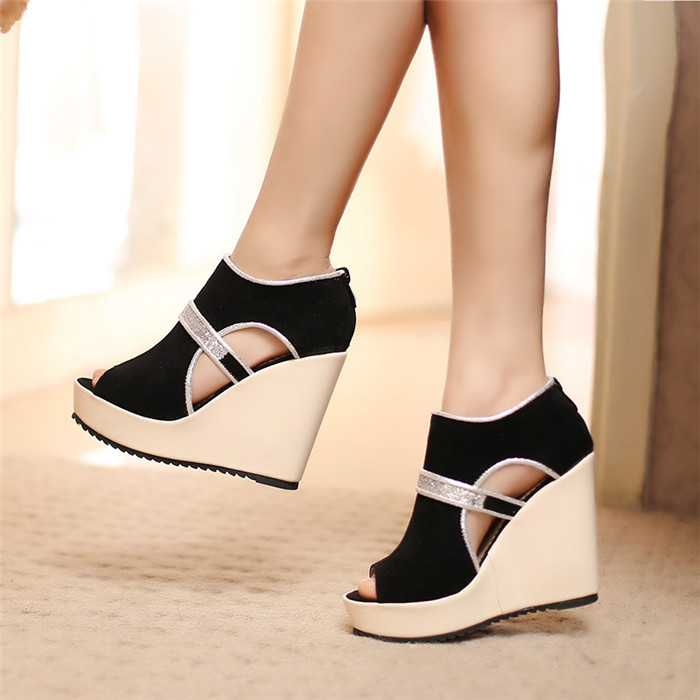 Compare Prices on Short Wedge Heels- Online Shopping/Buy Low Price ...