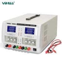 YIHUA 3005D II Regulator Laboratory DC Power Supply Dual Channel Triple Output 30V 5A Voltage Regulator Power Supply Adjustable