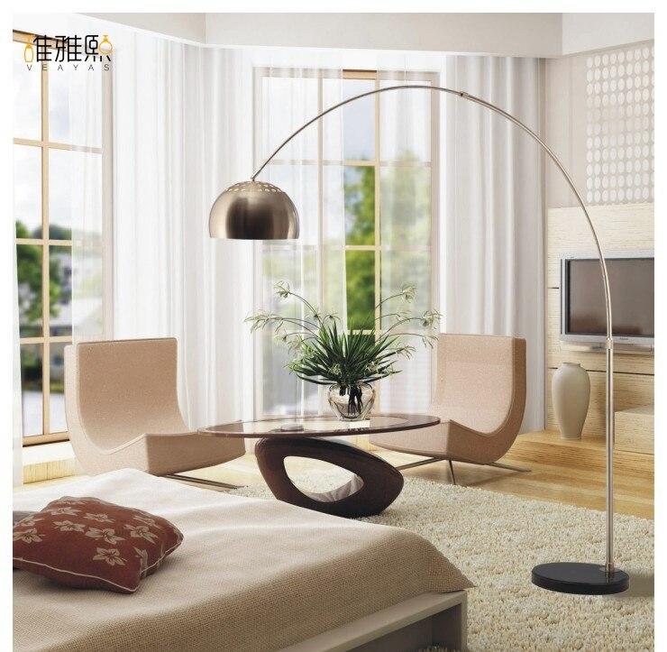 Acier inoxydable lampe usine directe gros éclairage lampadaire de pêche lampe LED e27