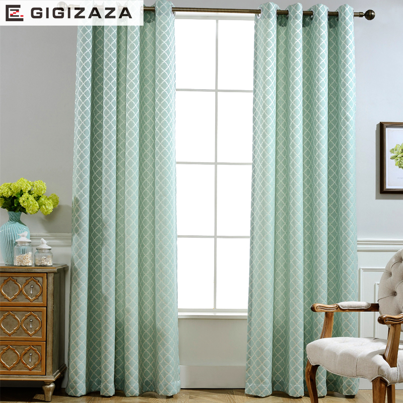 Us 16 99 30 Off The Curtains For Living Room In Kitchen On Window Cortinas Dormitorio Salon Rideaux Yellow Blackout Nursery