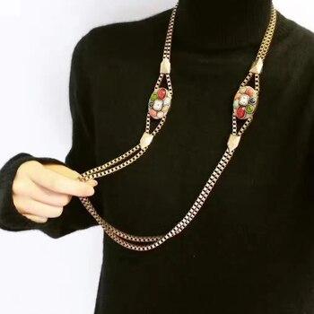 Amorita boutique Long necklaces