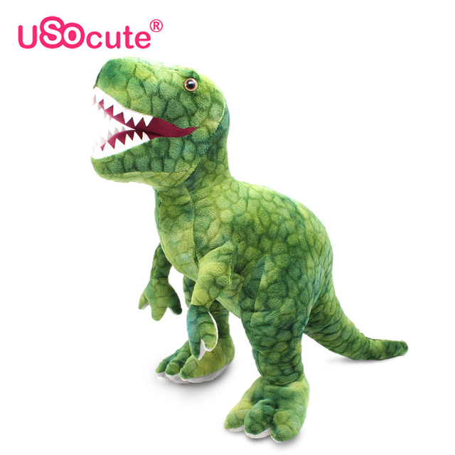 Dinosaur Stuffed Plush Toys Hobbies Kawaii Tyrannosaurus Rex Plush