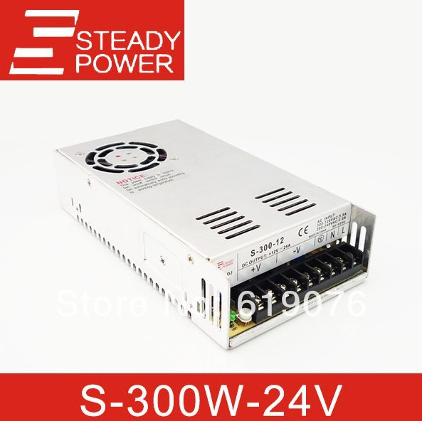 300W 24V Single Output Switching power supply for  FSDY  AC to DC led 145w 15v single output switching power supply for fsdy ac to dc