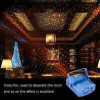 Mini LED Laser Pointer DJ Disco Led Stage Light AC110 240V For Party Club Bar Pub