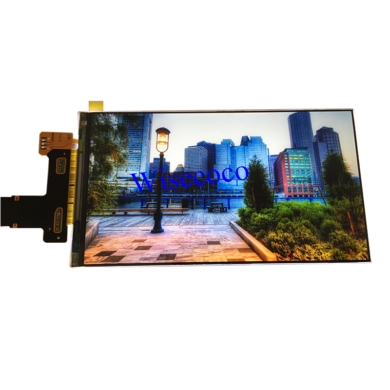 6 inch 2k lcd panel 2560x1440 LCD with HDMi to mipi board for Virtual Reality Hmd LS060R1SX02