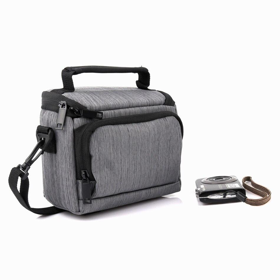 Camera Bag Case For Sony RX100II A6300 A6000 A5100 A5000 ILCE-6000 NEX-6 NEX-7 NEX-3N 5N 5NT 5R 5C F3 C3 H400 H300 HX400 HX300