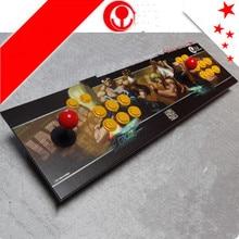 Двухместный аркады пк компьютерная игра джойстик игра джойстик рокер удлинить usb рот бесплатная доставка