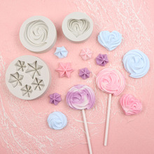 2019 New Silicone Fondant Cake Mold Cake Decorating Tools Chocolate Gumpaste Mold Baking Tools Cookie Pastry Baking Molds katharine tynan a red red rose