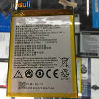 jinsuli for ZTE Blade A510 BA510 Li3822T43P8h725640 2200mah phone battery free ship in stock