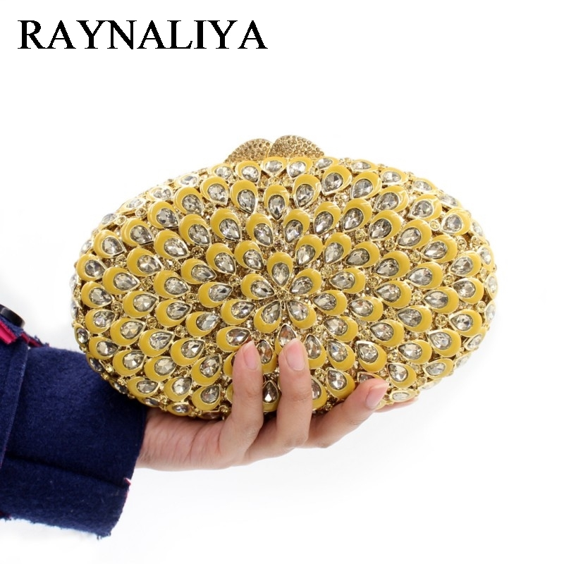 Ladies Bag 2017 Man Made Cat's Eye Purses And Handbags For Women Clutches Sequined Fashion Evening Bags ZH-A0343 fawziya womens handbags and purses man made cat s eye sunflower clutch bag for women purse