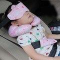 3 pcs conjunto de Assento de Segurança Do Carro Posicionador Sono Crianças E Apoio de Cabeça Do Bebê Carrinho De Bebê Carrinho De Criança Terno Cinto de Fixação Ajustável