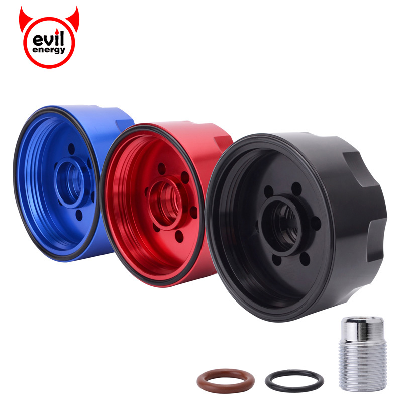 US $30 07 10% OFF|evil energy Fuel Filter Adapter For 01 16 DURAMAX  LB7/LLY/LBZ/LMM/LML Chevy GMC Diesel-in Oil Filters from Automobiles &  Motorcycles
