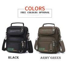 New Waterproof Shoulder Military Cross body Bags