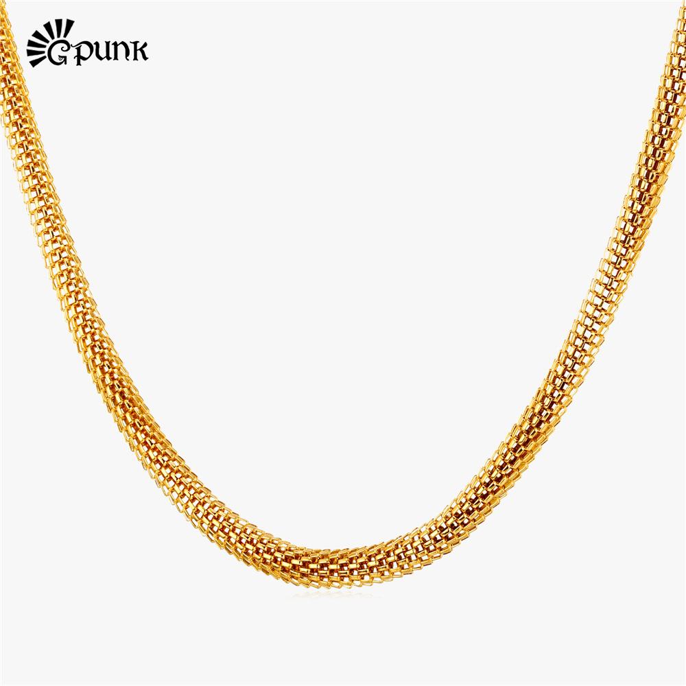 Long Gold Chain For Men - Best Chain 2018