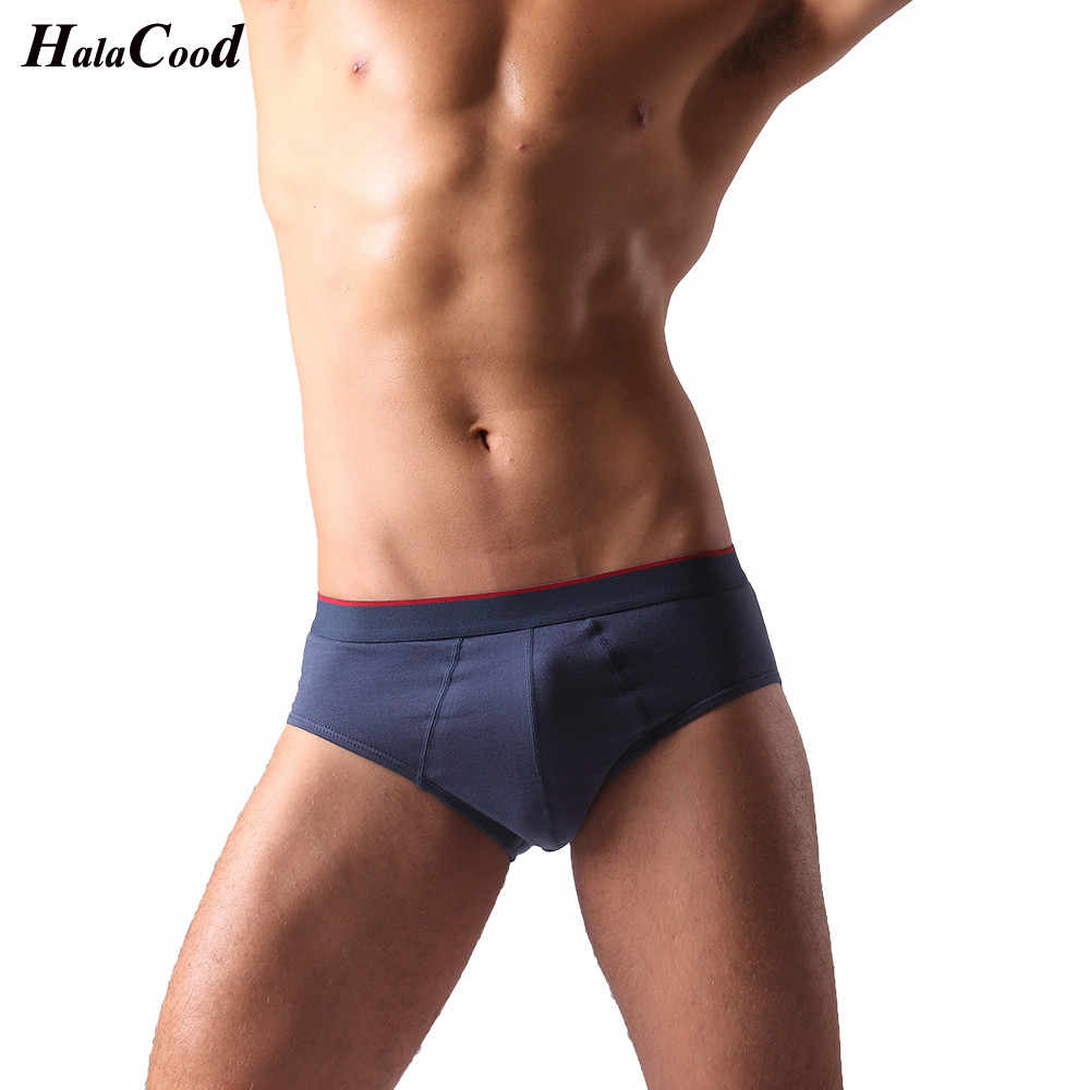 9092521f6c7 Hot Sell 2019 Cheap New Mr Fashion Sexy Cotton Men s Briefs Shorts Popular  Brand Man Large