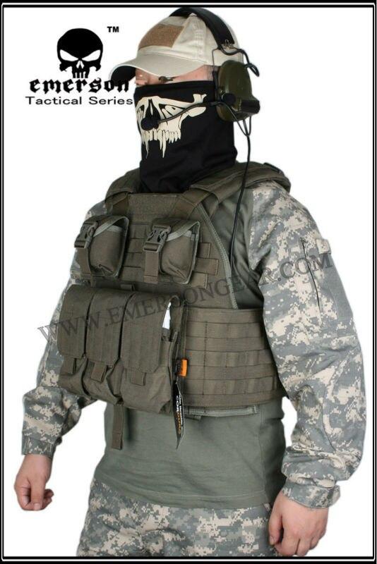 1000D Cordura Emerson SPC Tactical vest Body Armor Tactical