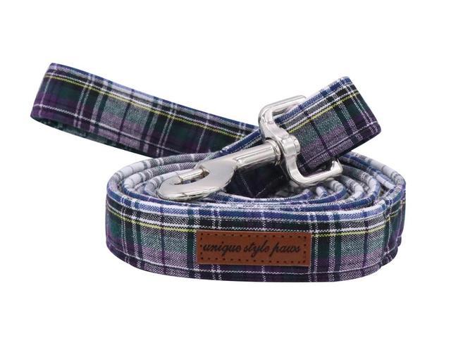 Estilo único patas cão ou gato coleiras com design bonito laço