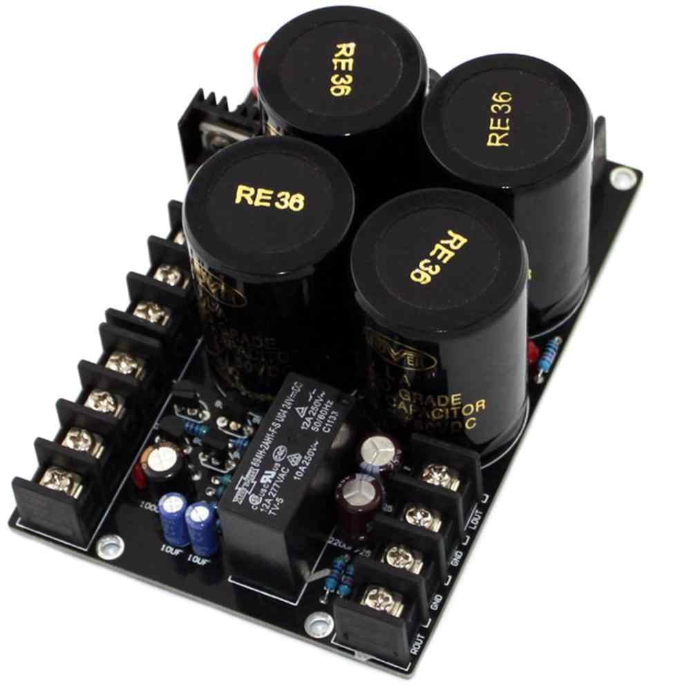 4x10000 uF/50 V kondensator filtra prostownika + ochrony głośników zintegrowana płyta YJ0009