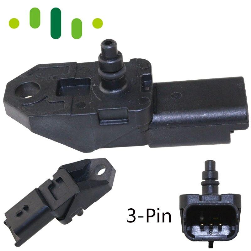 2.5bar Spruitstuk Turbo Boost Druk Map Sensor Voor 2004-2014 Peugeot 1007 206 307 407 Cc Sw 607 807 1.6 2.0 Hdi 1920.cz Van Hoge Kwaliteit