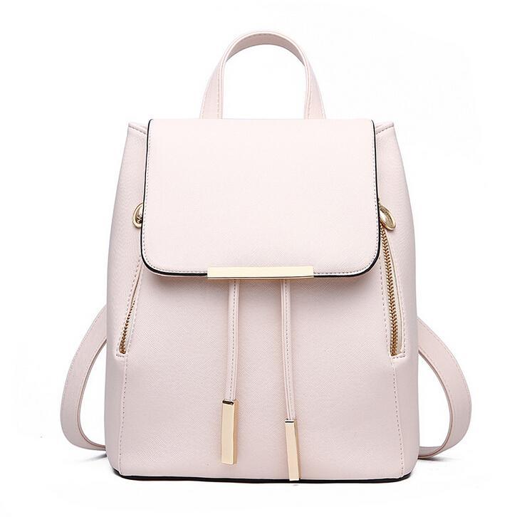 87c0dace66 candy fashion backpacks for teenage girls mochila feminina leather school  backpack women korean backpack shoulder bags -in Backpacks from Luggage    Bags on ...