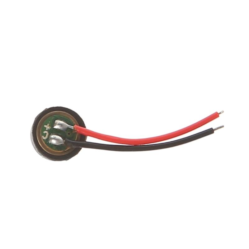 10 Stücke Elektret-kondensator-mikrofon Hohe Empfindlichkeit 4015 Mic Für Pc Telefon Kopfhörer Mp3 Player
