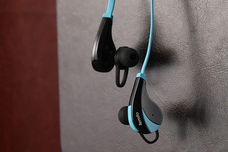 Torntisc Bluetooth אוזניות סטריאו אלחוטיות זיעה הוכחה ספורט ריצה חופשית של הידיים תוך האוזן דרך האוזנייה אוזניות עם מיקרופון