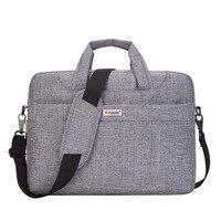 Upgraded version 13 14 15 Inch Waterproof Computer Laptop Notebook Tablet Bag Bags Case Messenger Shoulder for Men Women