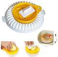 Микроволновая печь для приготовления картофельных чипсов, яблоко, фрукты, картофель, слайсер, устройство для закусок, набор «сделай сам», ло...