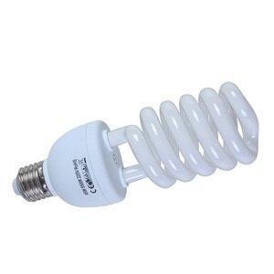 Image 4 - Fotografische Licht 220V 45W Bulb Fotostudio Voor E27 Lamphouder 5500K Verlichting Voor Telefoon Camera S