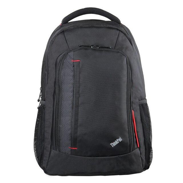Original 14-15.6 Inch Laptop Bag Backpack Nylon Waterproof Computer Bag Suitable For Lenovo ThinkPad Notebook