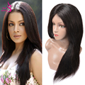 Lace Front Wig With Baby Hair Human Hair Straight 7A Peruvian Virgin Hair Full Lace Human Hair Wigs Straight  For Black Women