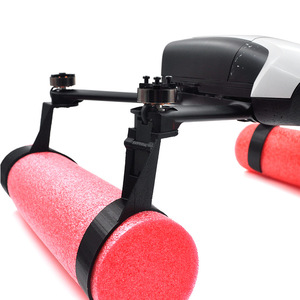 Image 3 - Heightened Landing Gear Floating Buoyancy Foam Legs On The Water landing takeoff For parrot bebop 2 Drone Accessories
