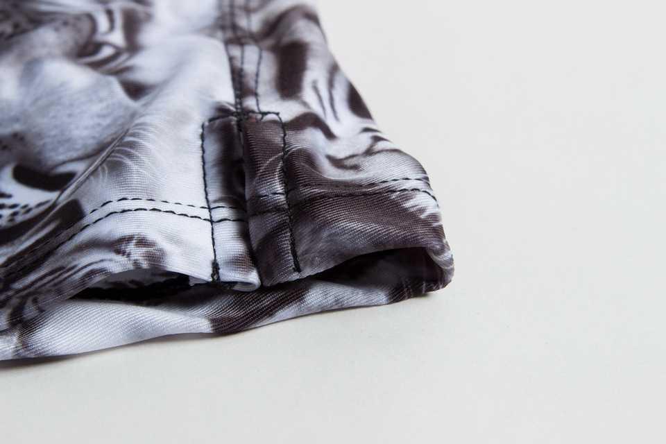 בגדי ים חם בעלי החיים הדפסת Men'S בגד בחזרה כיס גברים בגדי ים מכנסיים שחייה גברים Sunga Masculina 222